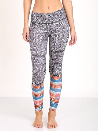 Onzie Long Graphic Legging Tribal