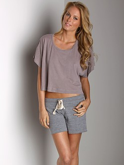 Splendid Vintage Whisper T Shirt Clay