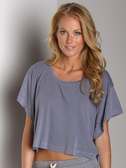 Splendid Vintage Whisper T Shirt Stone Wash