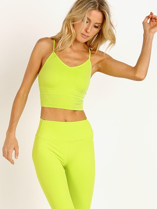 Splits59 Seamless Cami Neon Green
