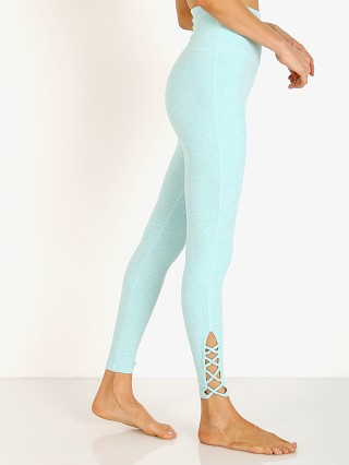 Beyond Yoga Spacedye Crossed High Waisted Midi Legging Island