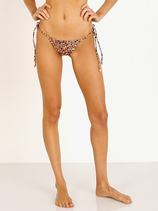 You may also like: Indah Kalina String Side Bikini Bottom Leopard