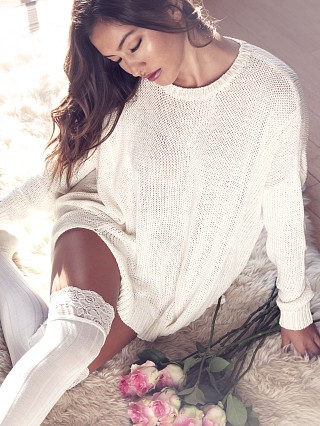 Faithfull the Brand Isabel Knit Cream