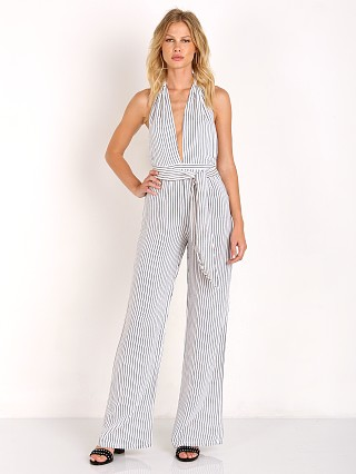 Faithfull the Brand Lola Jumpsuit Sea Salt