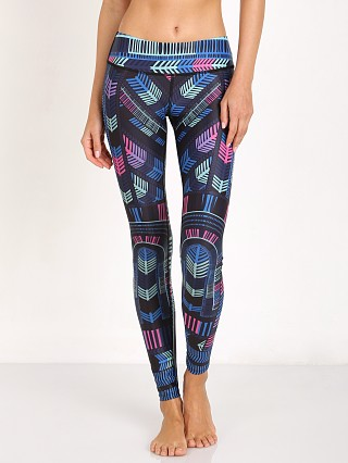 Mara Hoffman Voyager Long Legging Blue