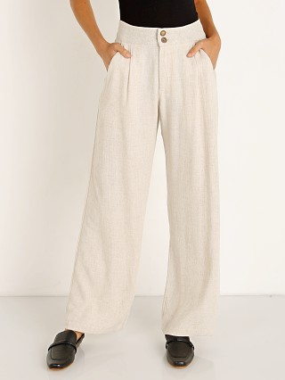 Stillwater All Summer Pant Natural