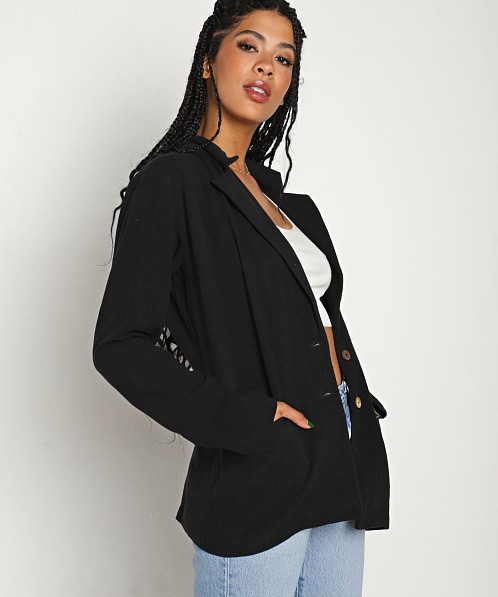 Stillwater The Blazer Black