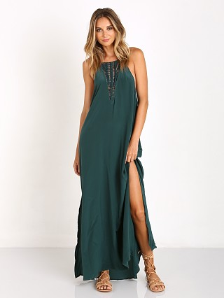 Acacia MAKAWAO Dress Seaweed