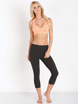 Under Armour Seamless Plunge Bra Afterglow