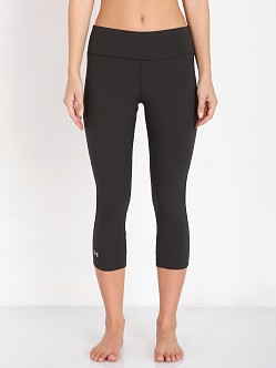 Under Armour Armourvent Stretch Woven Capri Black/Black
