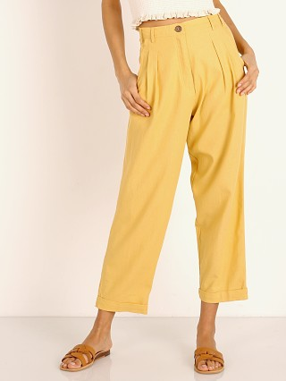 Complete the look: Jen's Pirate Booty Explorer Pant Mango Linen