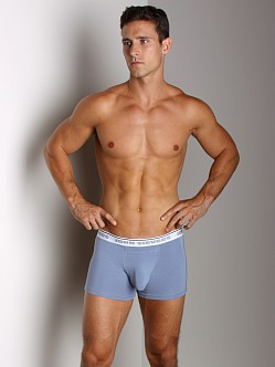 John Sievers Natural Pouch Boxer Briefs Faded Denim