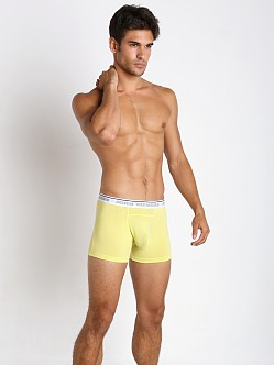 John Sievers Natural Pouch Boxer Briefs Limelight