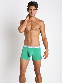 John Sievers Natural Pouch Boxer Briefs Mint