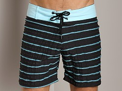 Sauvage Hunter Banded Surfshort Sky
