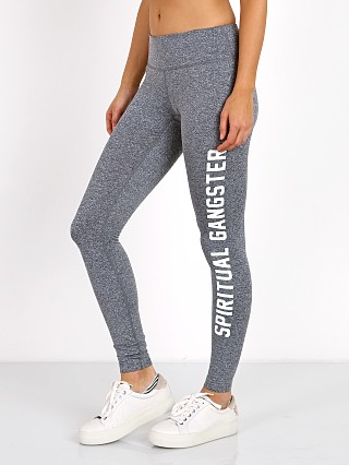 Spiritual Gangster SG Legging Heather Grey