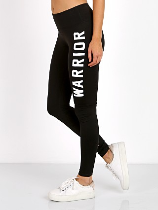 Spiritual Gangster Warrior Athletic Pant Black