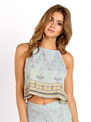 Cleobella Lainey Top Seaglass