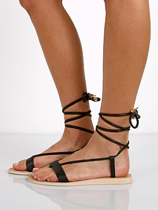 You may also like: Cocobelle Rio Sandal Black