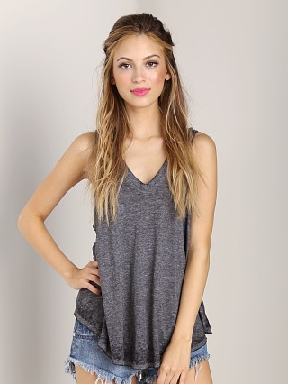 Free People Breezy Tank Black