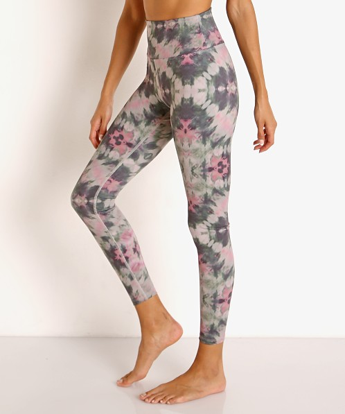 Beach Riot Piper Legging Four Leaf Clover
