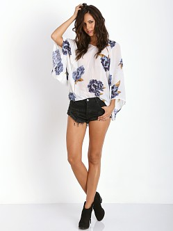 Winston White Shawn Tunic Reef Rose
