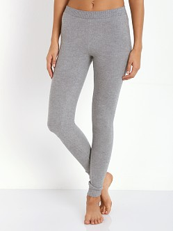 Eberjey Cozy Time Legging Heather Grey