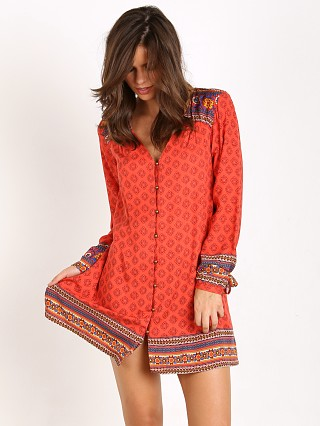 MinkPink Boho Queen Dress Multi