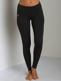 Under Armour All Season Fitted Run Pant Black