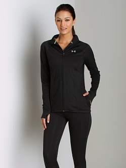 Under Armour All Season Escape Full Zip Up Black