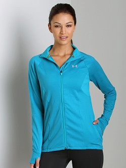 Under Armour All Season Escape Full Zip Up Blue