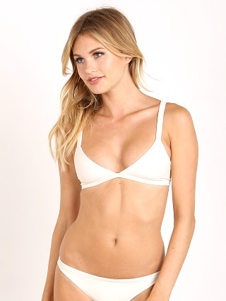 Mikoh Honolulu Bikini Top Bone