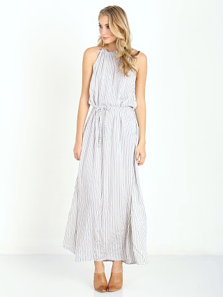 Faithfull the Brand Getaway Maxi Dress Yacht Stripe