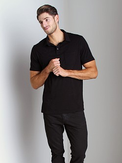 Splendid Mills Always Polo Shirt Black