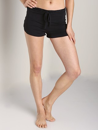 Complete the look: Elle Macpherson Intimates Hippy Boxer Short Jet