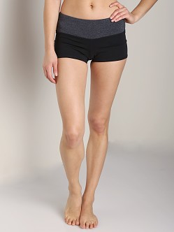 Solow Eclon Shorty Short Black/Charcoal