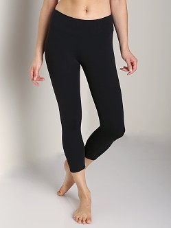 Solow Eclon High Impact Cropped Legging Black