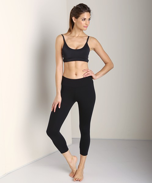 d513ff11d1 Solow Eclon High Impact Cropped Legging Black ECL3202 - Free Shipping at  Largo Drive