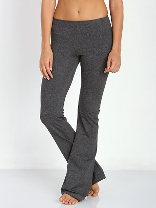 Solow Eclon Pilates Pant Charcoal