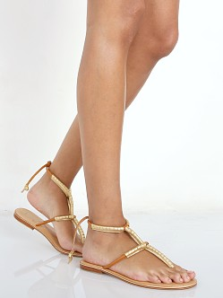Cocobelle L Space Milano Sandal Brown