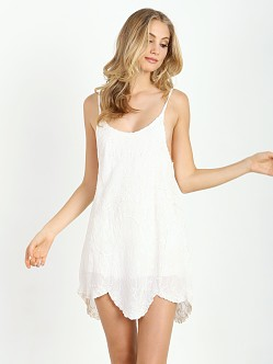 Cleobella Zia Dress Ivory