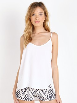 Flynn Skye Perfect Tank White