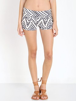 Flynn Skye Shorty Shorts Checkmate