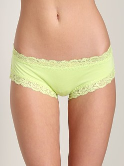 Fleur't Top Drawers Boyshort Lemongrass