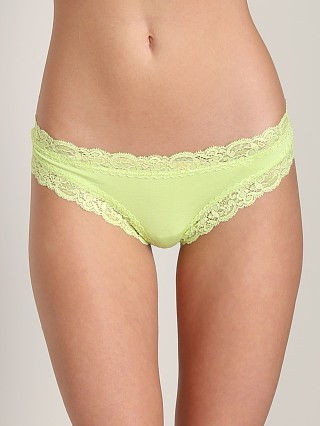 Fleur't Top Drawers Thong Lemongrass