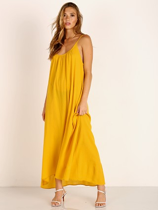 9seed Tulum Maxi Dress Honey