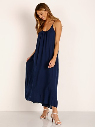 9seed Tulum Maxi Dress Pacific