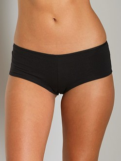 Marlies Dekkers Cotton Boyshort Black
