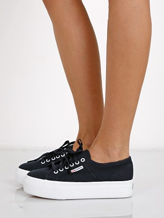 Superga Basic Platform Navy