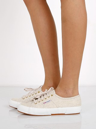 Superga 2570 New Linu Natural